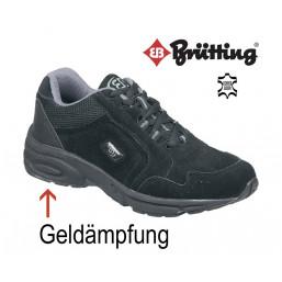 Weicher Auftritt - Brütting...