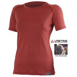 Damen T-Shirt 100% Merinowolle