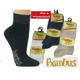 Bambus Wellness-Socken...