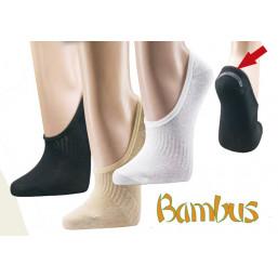3er Pack Bambus Füsslinge...