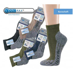 COOLMAX - Trekkingsocken...